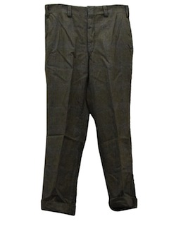 1970's Mens Mod Pants