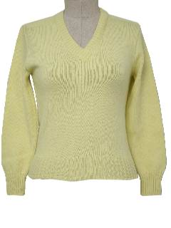 1970's Womens Sweater