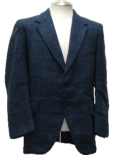 1970's Mens Blazer Sportcoat Jacket