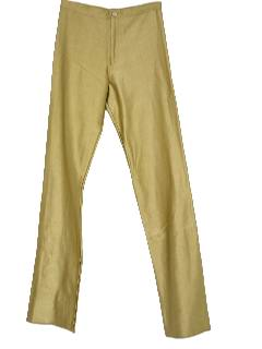 1980's Womens Totally 80s Disco Pants