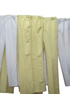 1970's Wholesale Mens Tuxedo Pants