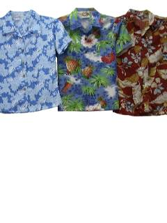 1990's Wholesale Womens Kennington Hawaiian Shirts
