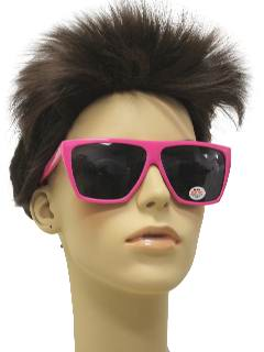 1980's Womens Totally 80s Sunglasses