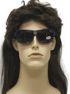 1980's Mens Totally 80s Sunglasses
