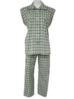 1970's Womens Pant Suit