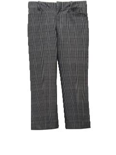 1970's Mens Liesure Pants