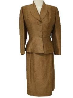 1950's Womens Suit*