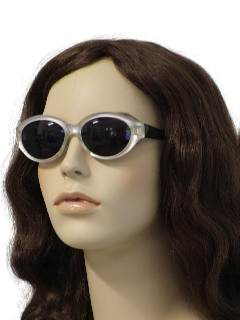 1980's Womens Accessories - Mod Sunglasses