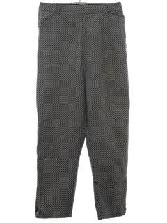 1950's Womens Pants
