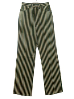 1960's Womens Flared Pants