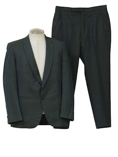 1960's Wens Wool Suit