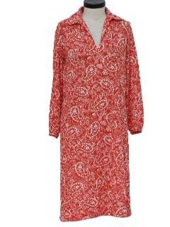1960's Womens Dress