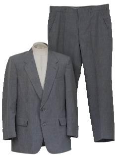 1980's Mens Suit