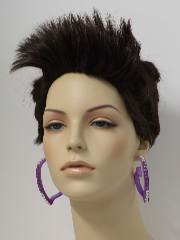 1980's Womens Accessories - Totally 80s Earrings