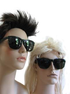 1980's Unisex Accessories - Totally 80s Style Sunglasses