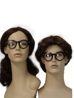 1960's Unisex Accessories - Mod Glasses