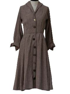 1940's Womens Swing Dress