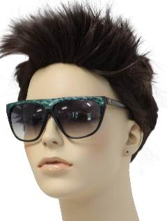 1980's Unisex Totally 80s Sunglasses