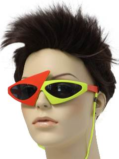 1980's Unisex Accessories - Totally 80s Sunglasses*