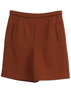 1970's Womens Shorts