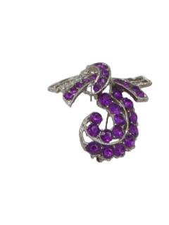 1950's Womens Accessories Jewelry - Broach Pin