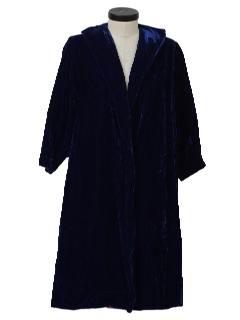 1950's Womens Velvet Jacket