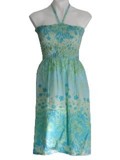 1960's Womens Sun Dress