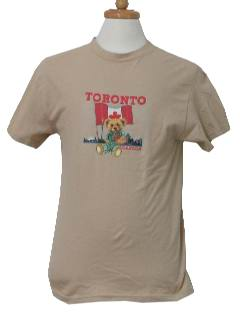 1980's Mens Totally 80s T-Shirt