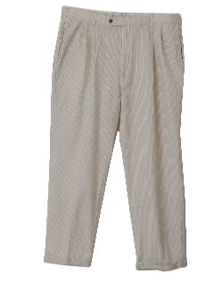 1980's Mens Totally 80s Pants