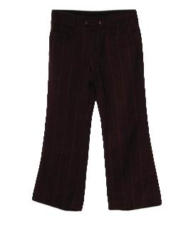 1960's Mens Mod Leisure Pants