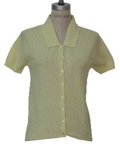 1950's Womens Knit Shirt