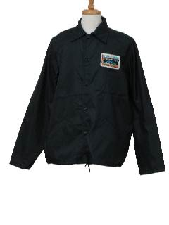 1980's Mens Windbreaker Jacket