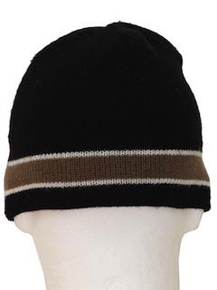 1980's Unisex Knit Ski Hat