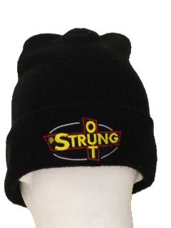 1990's Unisex Knit Ski Hat
