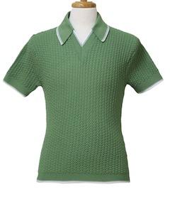 1970's Unisex Knit Shirt