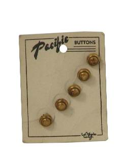 1950's Unisex Sewing Accessories - Buttons