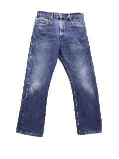 1990's Mens Levis 517 Jeans Pants