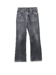 1990's Mens Levis 517 Flared Grunge Jeans Pants