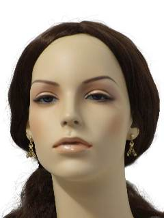 1970's Womens Accessories - Earrings