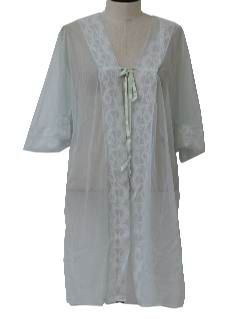 1970's Womens Lingerie Robe