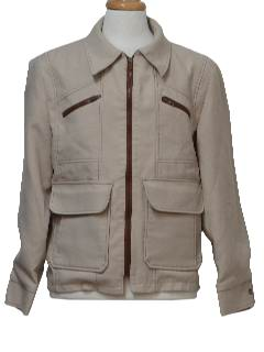 1970's Mens Mod Field Jacket