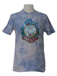 1970's Unisex Zodiac Sign T-Shirt