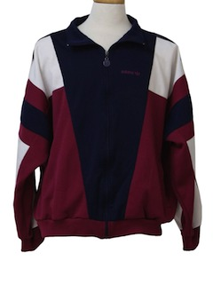 1990's Mens Wicked 90s Track Jacket