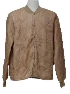1970's Mens Jacket Liner