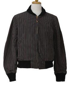 1960's Mens Mod Jacket
