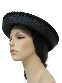 1980's Womens Accessories - Totally 80s Hat