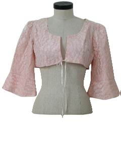 1960's Womens Lace Jacket