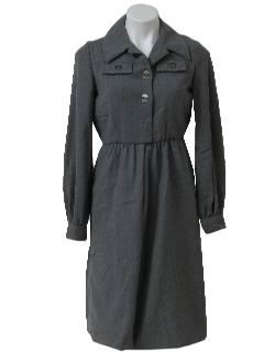 1960's Womens Classic Dress