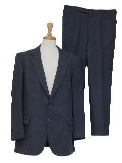 1980's Mens Custom Suit