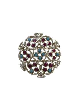 1970's Womens Accessories - Broach
